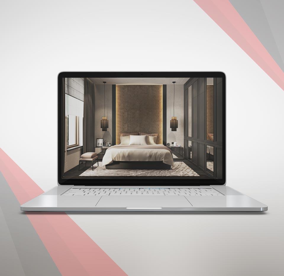 bedroom design 7 - طراحی اتاق خواب