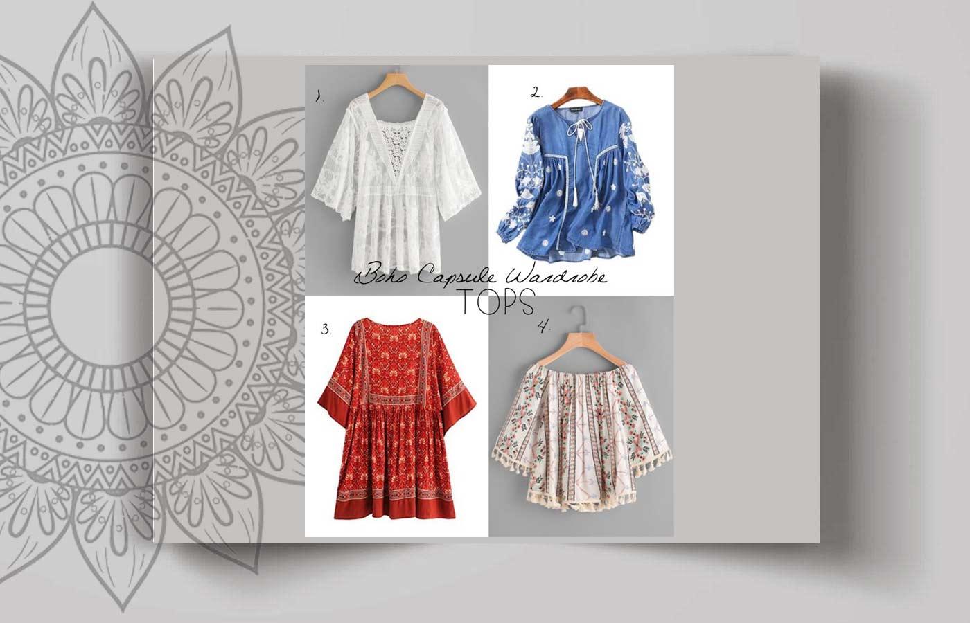 bohemian women style 12 - استایل بوهو زنانه