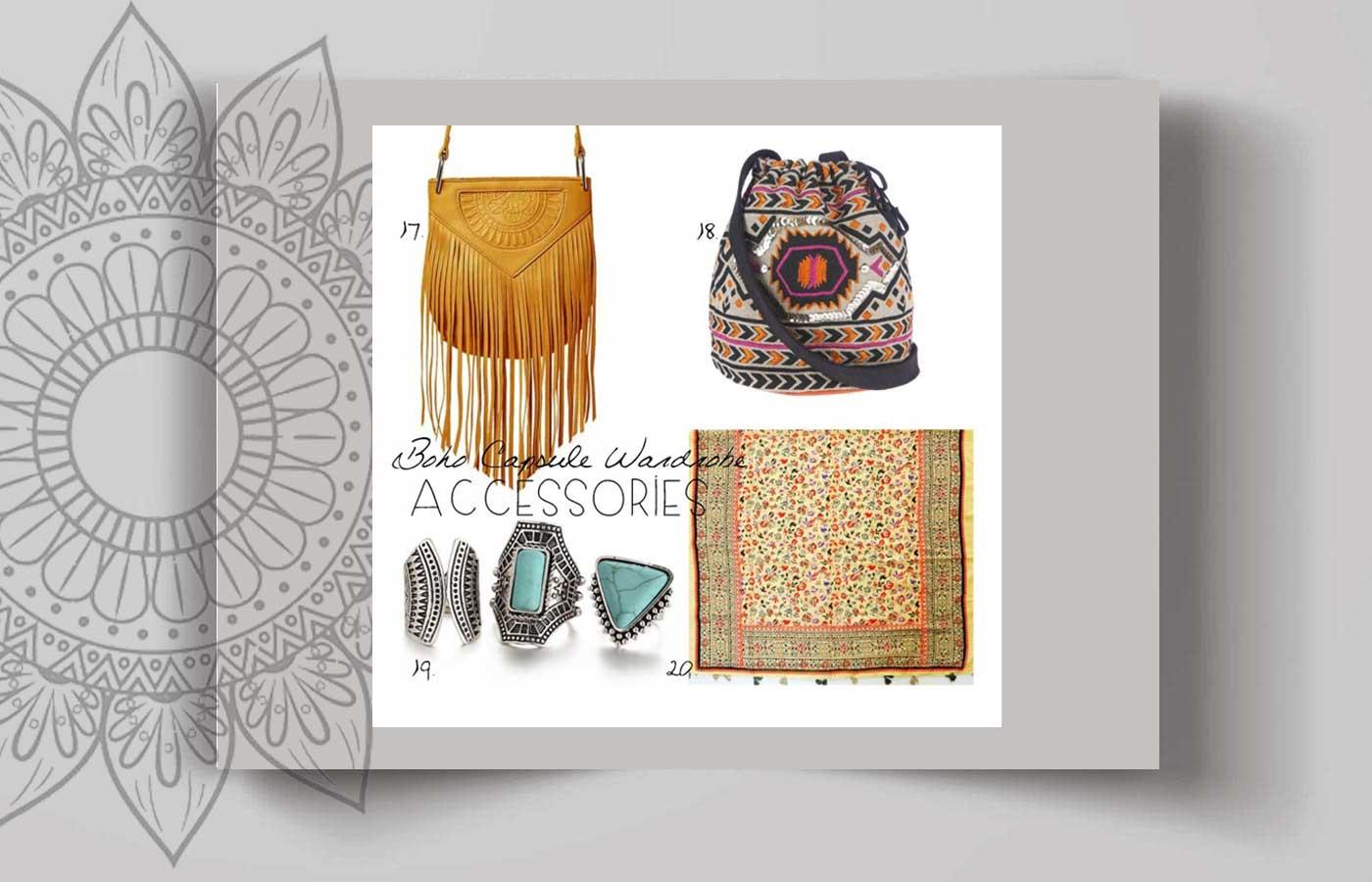 bohemian women style 44 - استایل بوهو زنانه