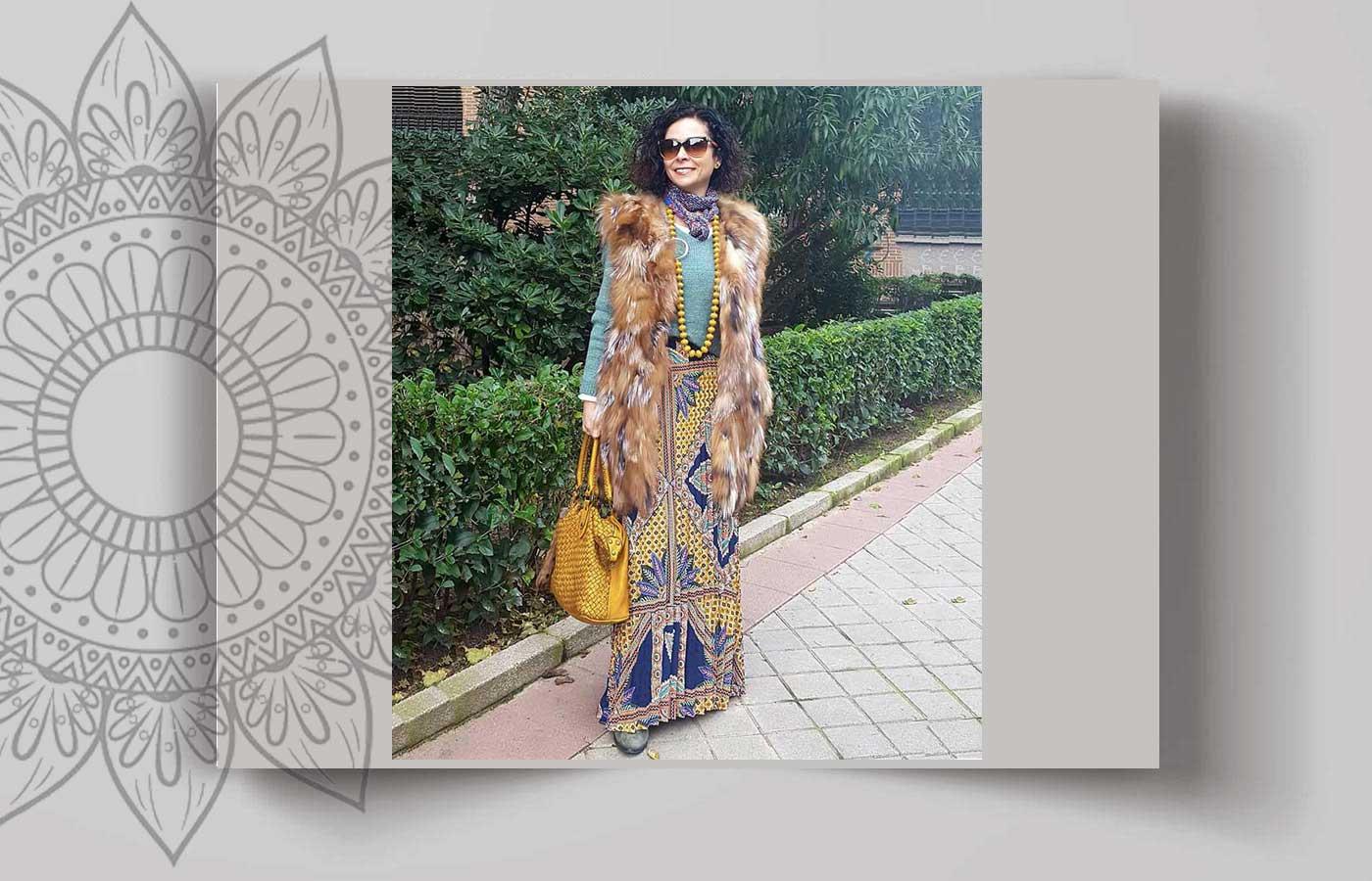 bohemian women style 89 - استایل بوهو زنانه
