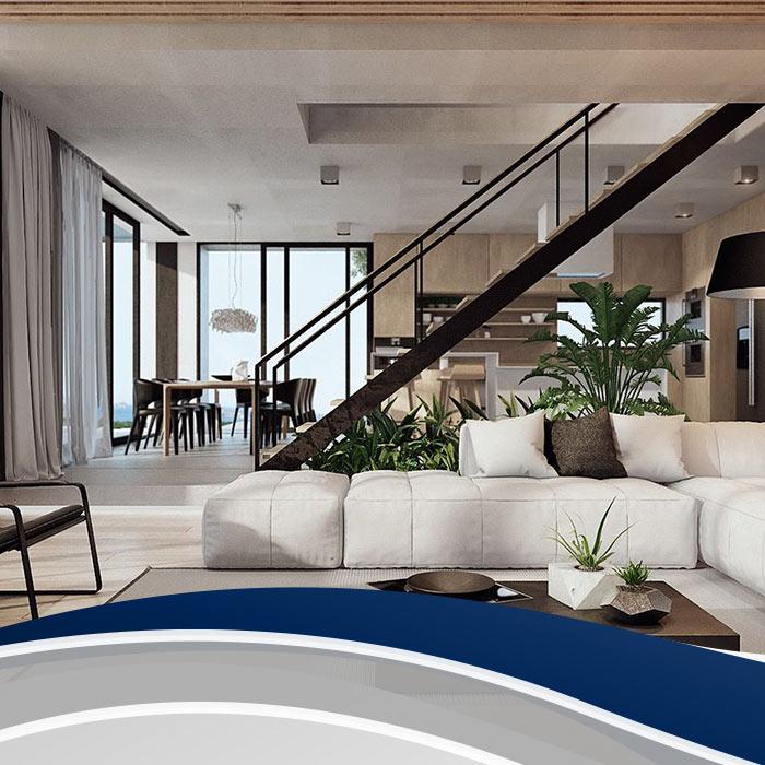 contemporary interior design 3 - ایده های طراحی معاصر