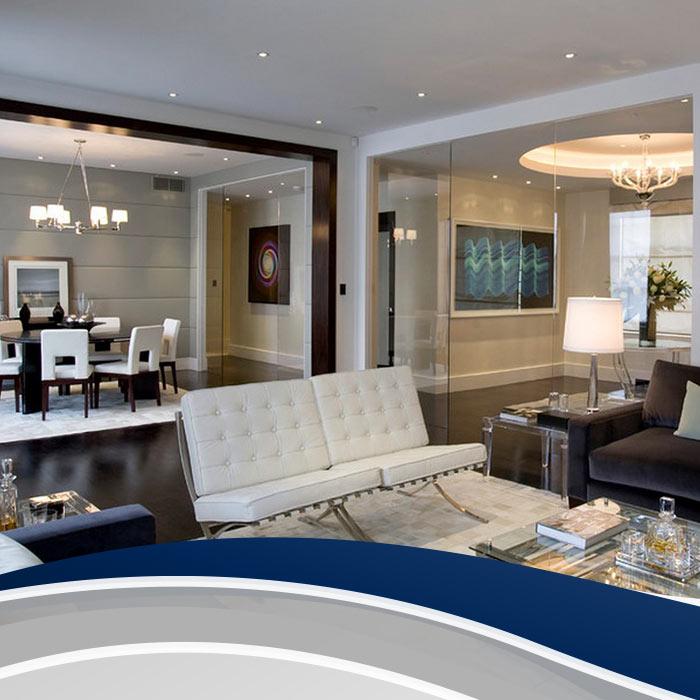 contemporary interior design 6 - ایده های طراحی معاصر