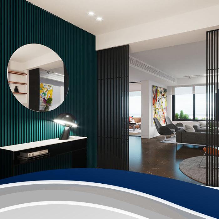 contemporary interior design 7 - ایده های طراحی معاصر