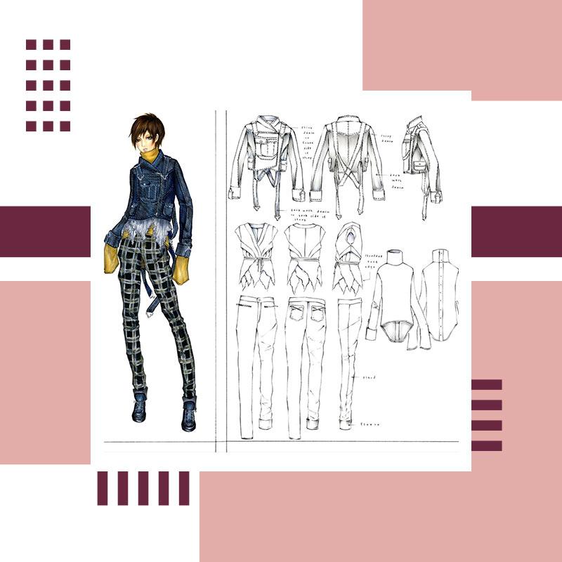 fashion designer 12 - طراح مد موفق چه می کند؟
