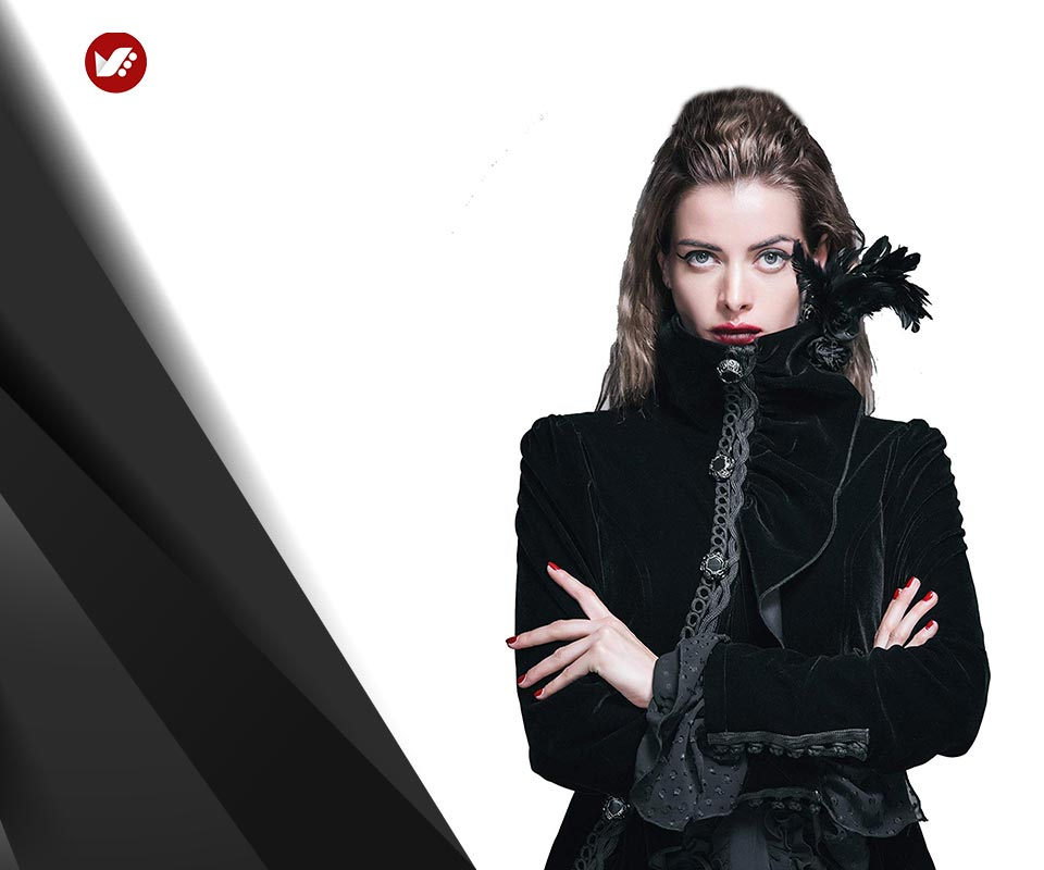 gothic style 5 - استایل گوتیک زنانه
