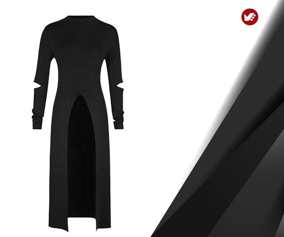 gothic style 7 - استایل گوتیک زنانه