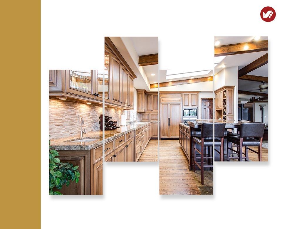 kitchen design 2 - طراحی آشپزخانه