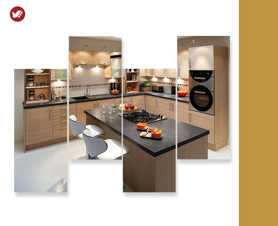 kitchen design 3 - طراحی آشپزخانه