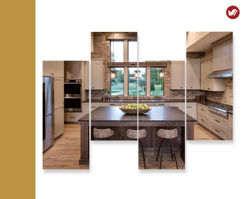 kitchen design 4 - طراحی آشپزخانه