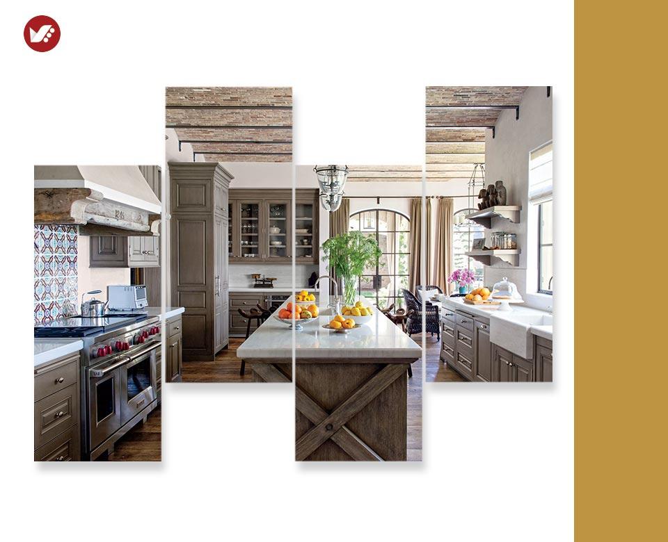 kitchen design 5 - طراحی آشپزخانه