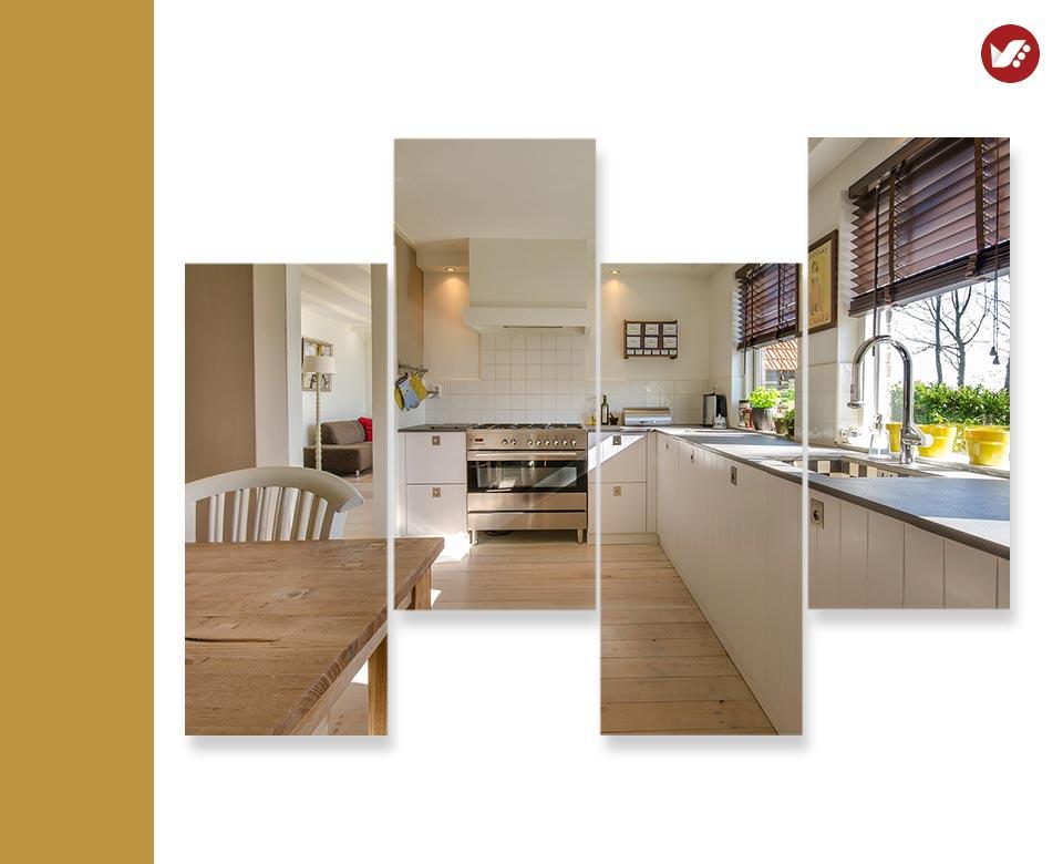 kitchen design 6 - طراحی آشپزخانه