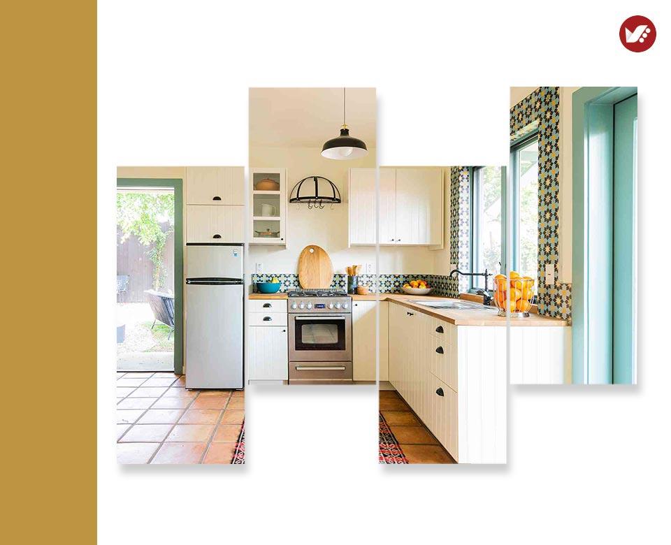 kitchen design 8 - طراحی آشپزخانه