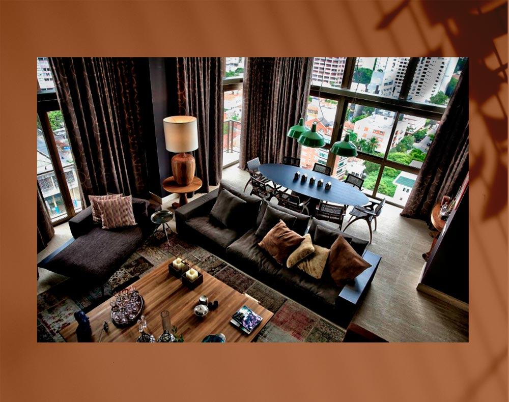 luxury living room 14jpg - اتاق نشیمن لوکس