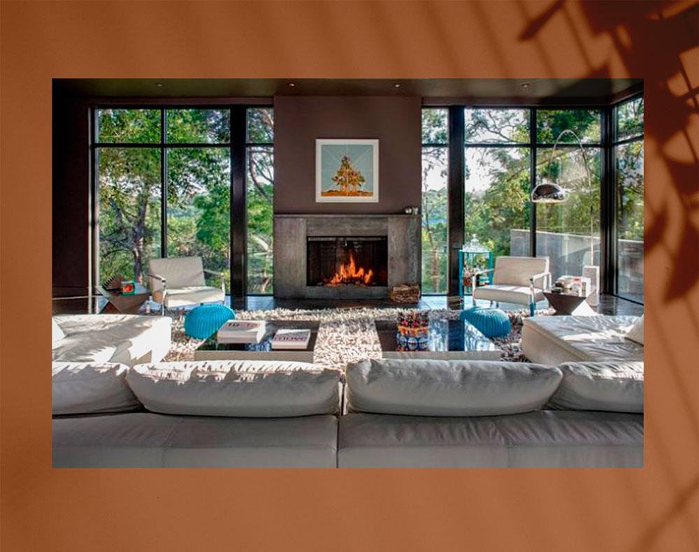 luxury living room 4 - اتاق نشیمن لوکس