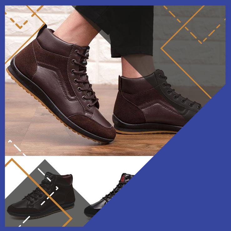 کفش استایل اسپرت مردانه