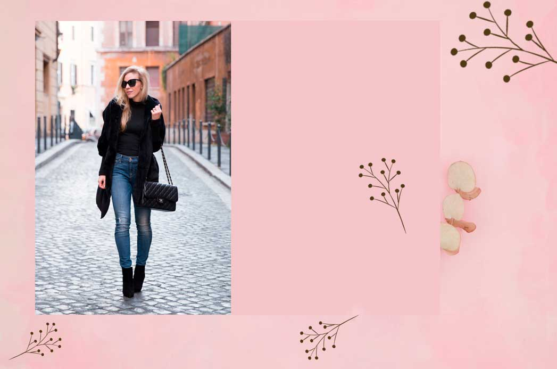 minimal style women9 - استایل مینیمال زنانه