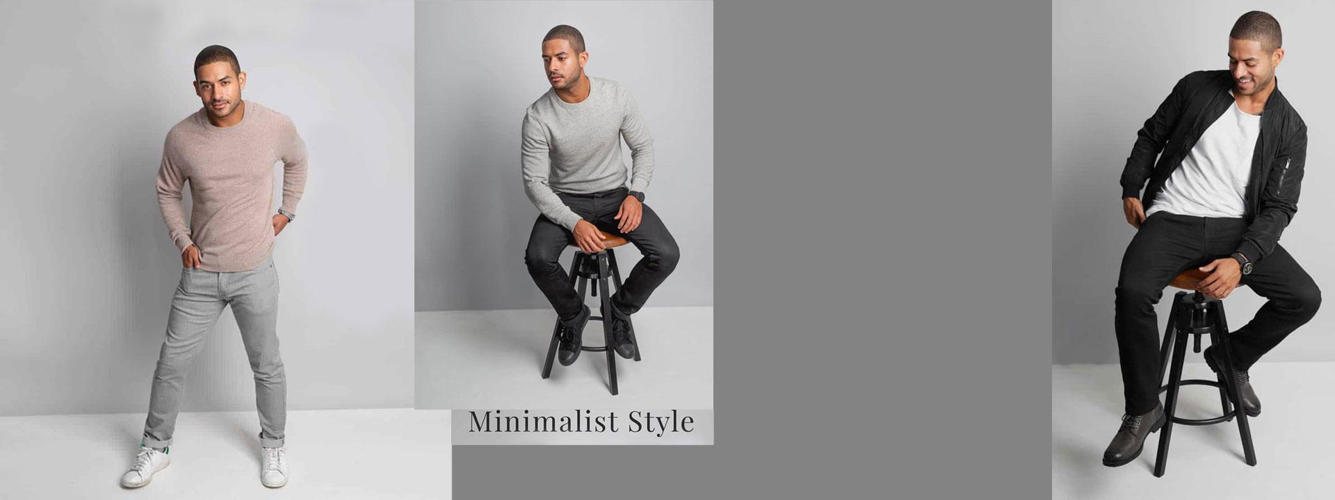 minimalist fashion 51 - استایل مینیمال مردانه