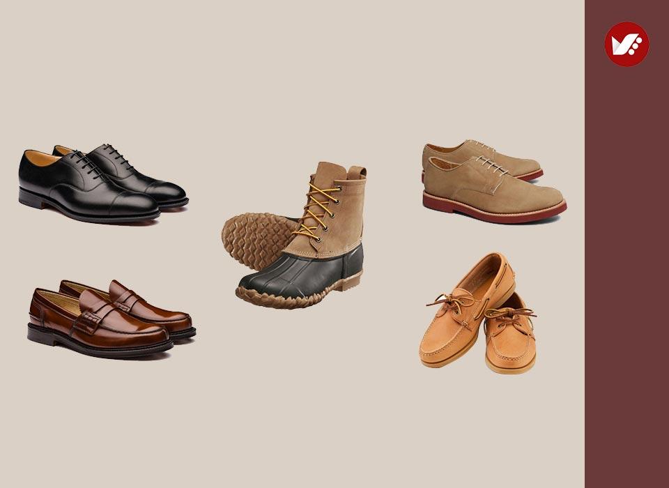 کفش استایل پرپی مردانه
