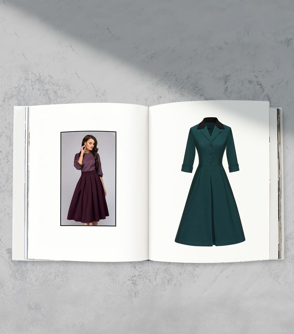 retro fashion 1 - استایل رترو زنانه