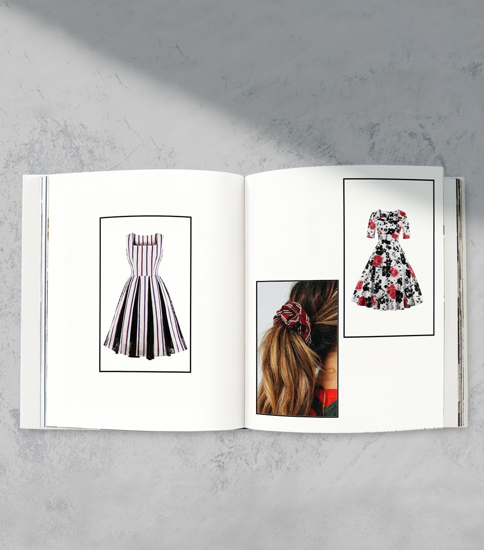 retro fashion 3 - استایل رترو زنانه