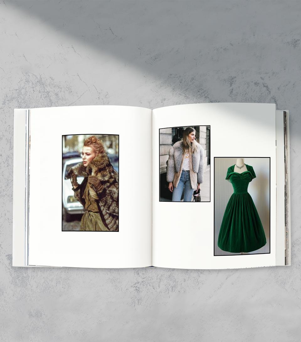 retro fashion 5 - استایل رترو زنانه