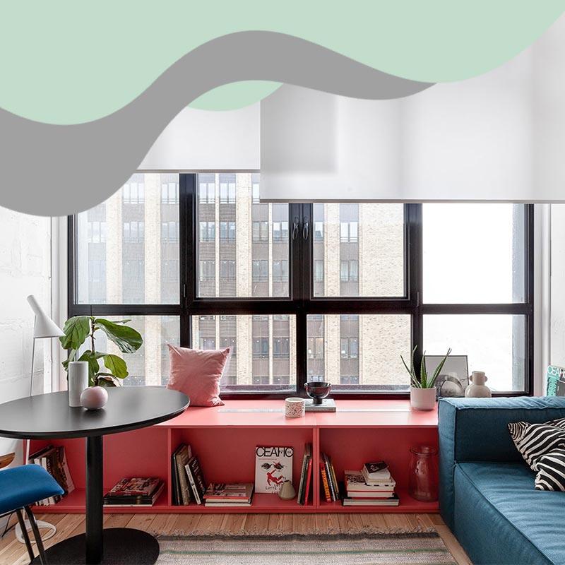 small space interior design 1 - خانه های کوچک و منازل