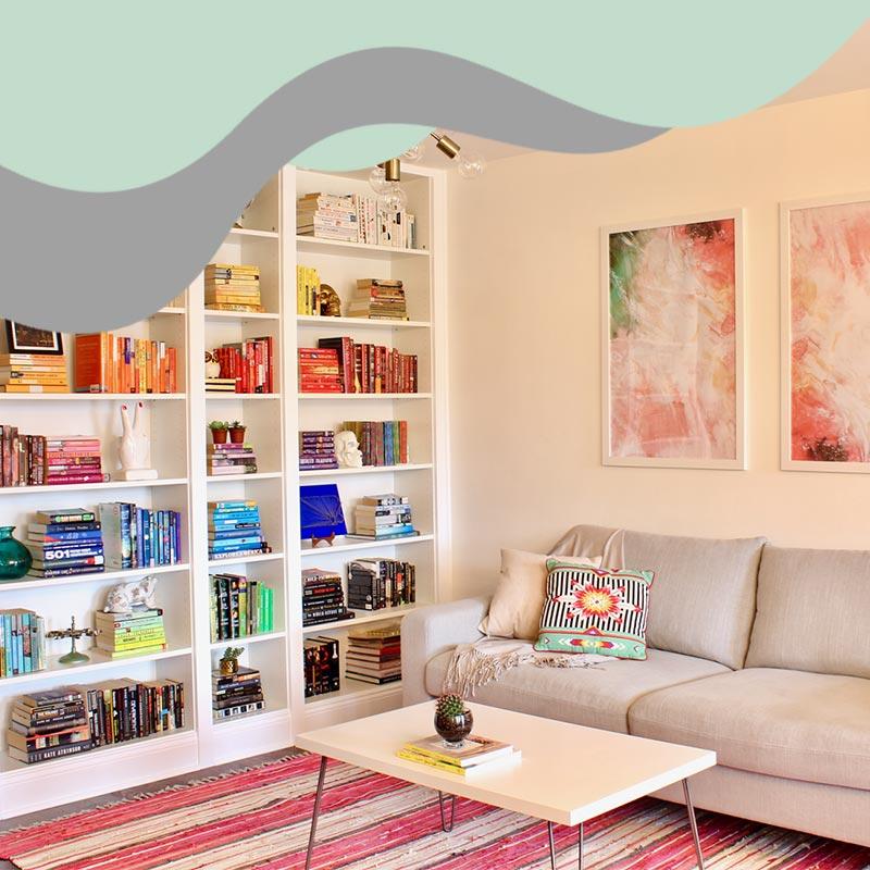 small space interior design 2 - خانه های کوچک و منازل