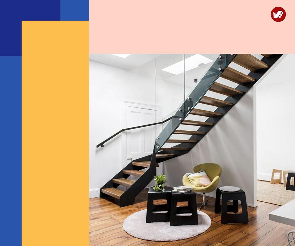 under stair design 1 - طراحی زیرپله