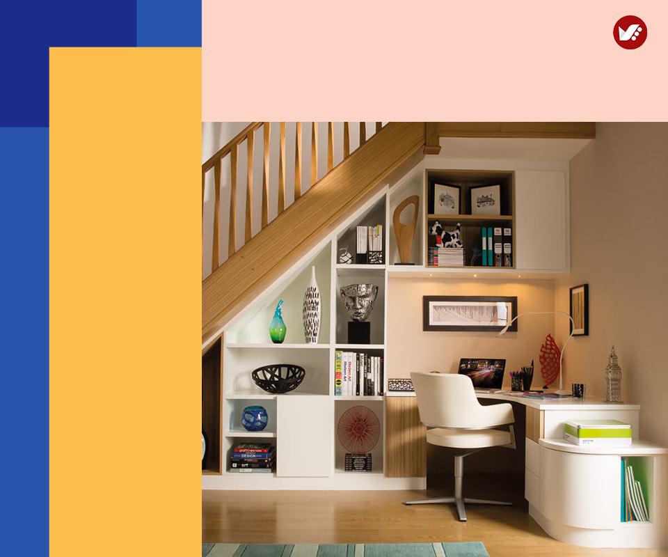 under stair design 3 - طراحی زیرپله