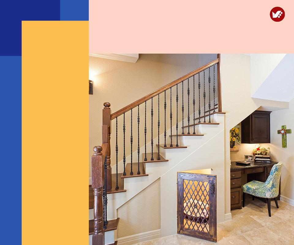 under stair design 8 - طراحی زیرپله