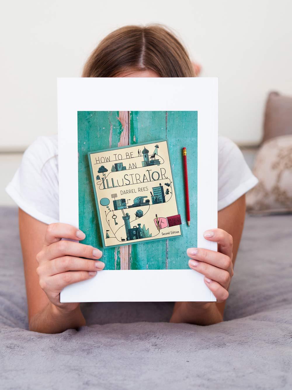 10 illustration books 11 - کتاب آموزش تصویرسازی