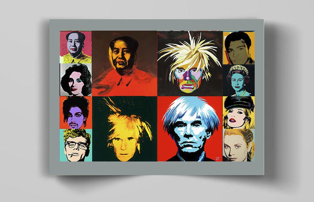 Andy Warhol 111 - اندی وارهول Andy Warhol