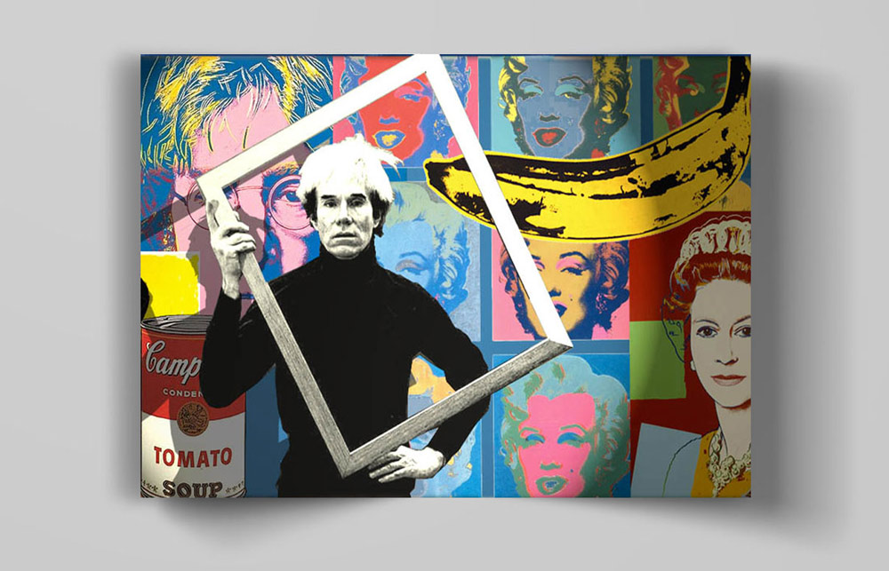 Andy Warhol 5 - اندی وارهول Andy Warhol