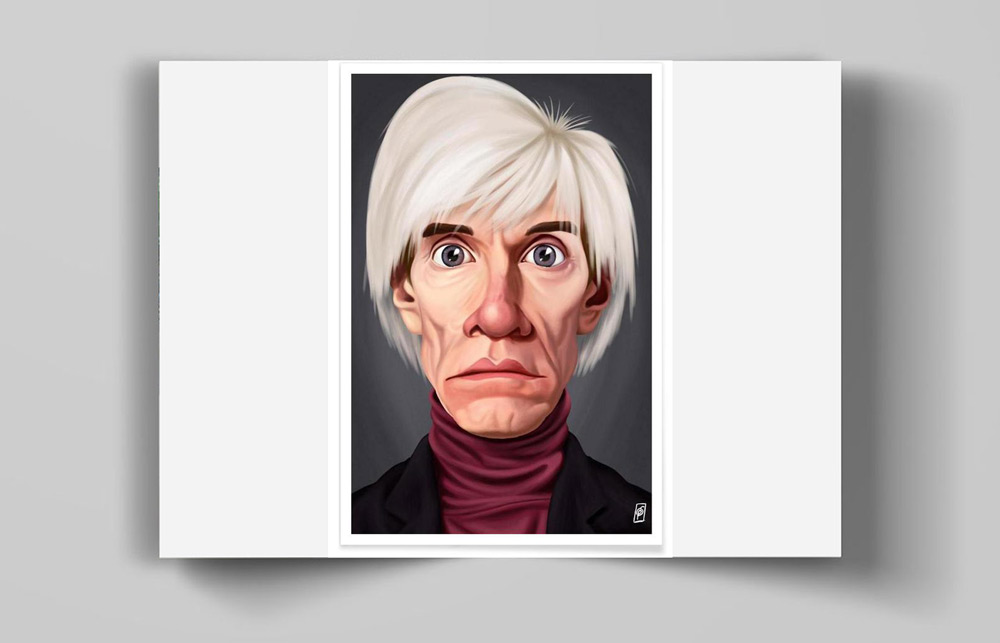 Andy Warhol 7 - اندی وارهول Andy Warhol
