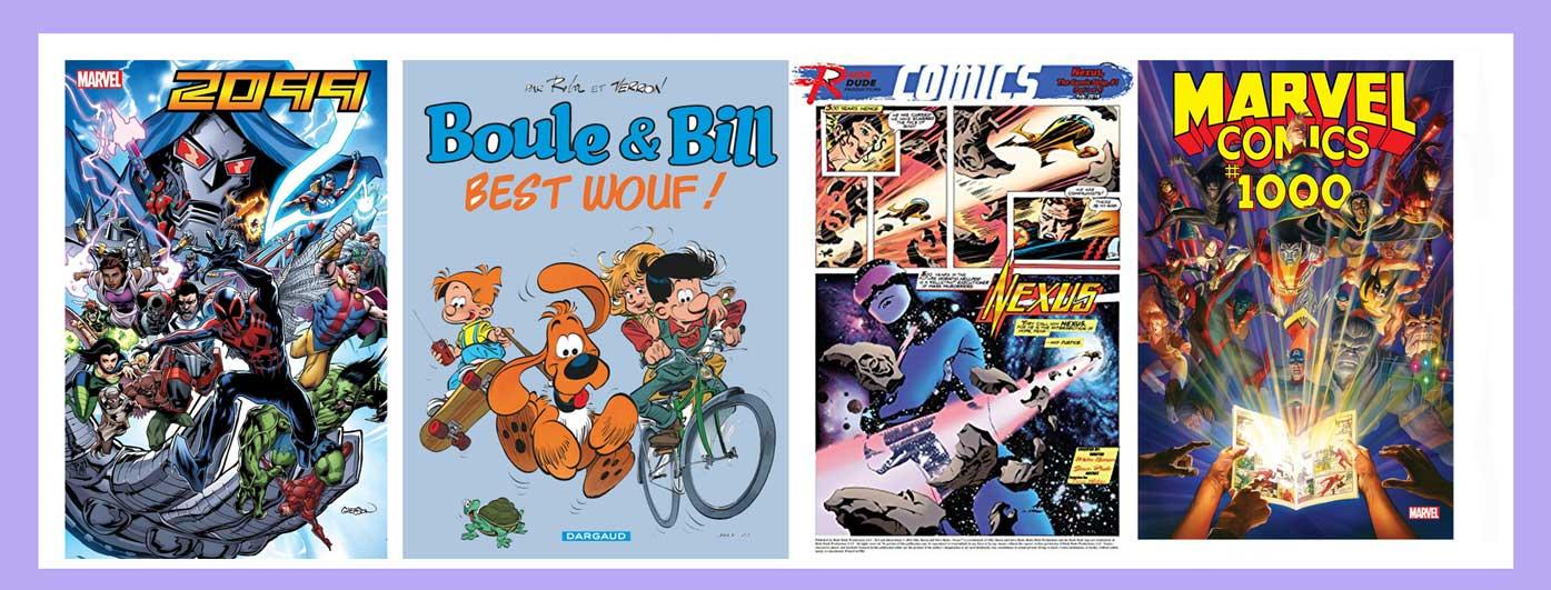 Comic strip 00 - کمیک استریپ