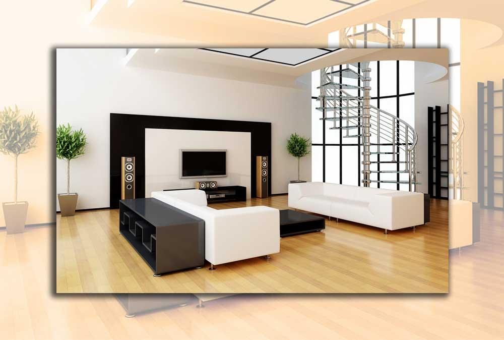 Interior decoration 01 - چگونه طراحی دکوراسیون شیک تری داشته باشیم