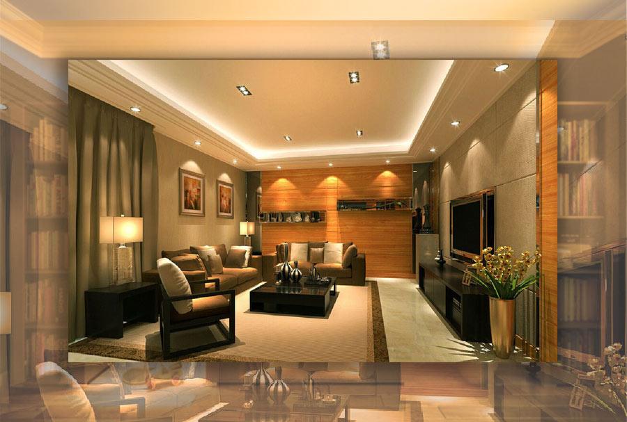 Interior decoration 015 - چگونه طراحی دکوراسیون شیک تری داشته باشیم