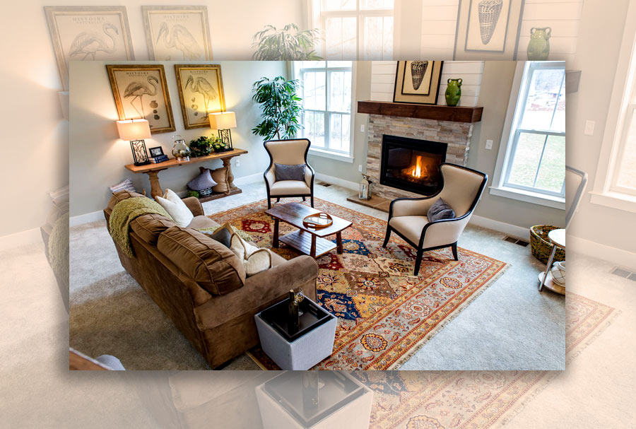 Interior decoration 019 1 - چگونه طراحی دکوراسیون شیک تری داشته باشیم