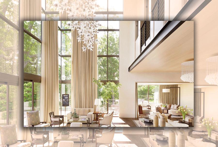 Interior decoration 022 - چگونه طراحی دکوراسیون شیک تری داشته باشیم