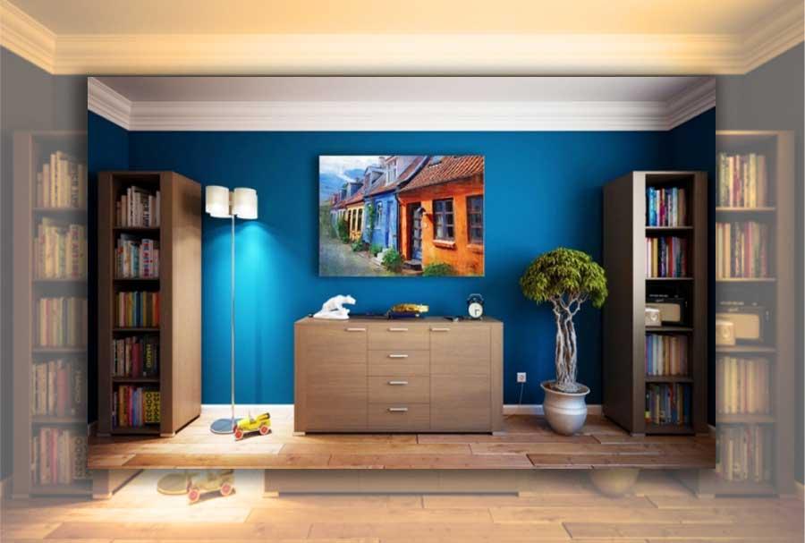 Interior decoration 09 1 - چگونه طراحی دکوراسیون شیک تری داشته باشیم