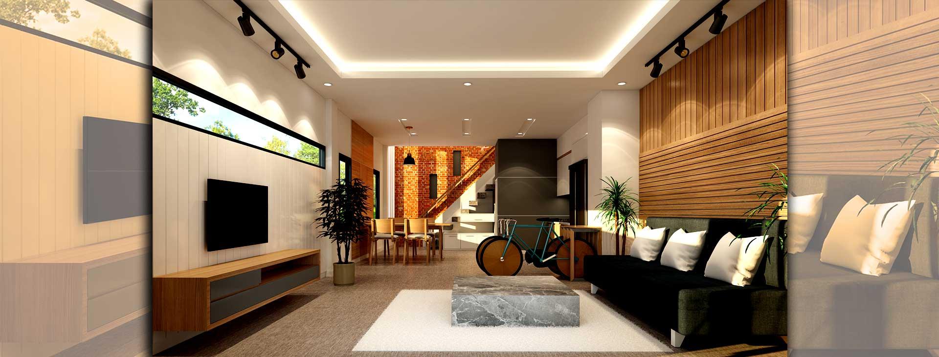 Interior decoration 2 - چگونه طراحی دکوراسیون شیک تری داشته باشیم