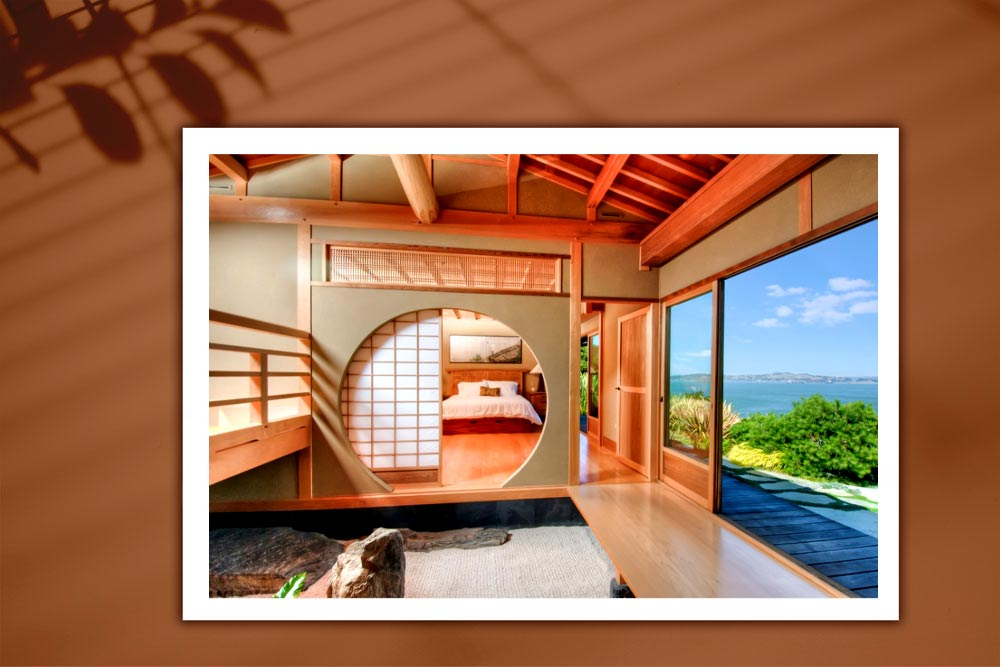 Japanese style 3 - طراحی دکوراسیون داخلی به سبک ژاپنی ها