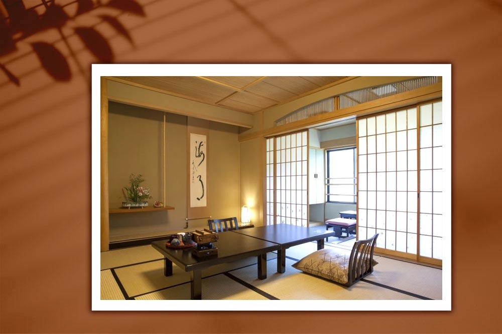 Japanese style 682 - طراحی دکوراسیون داخلی به سبک ژاپنی ها