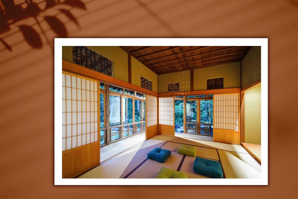 Japanese style 7 - طراحی دکوراسیون داخلی به سبک ژاپنی ها