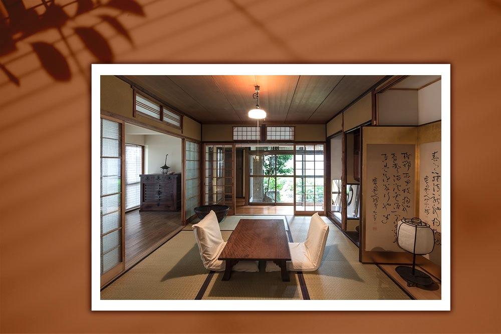 Japanese style 897 - طراحی دکوراسیون داخلی به سبک ژاپنی ها