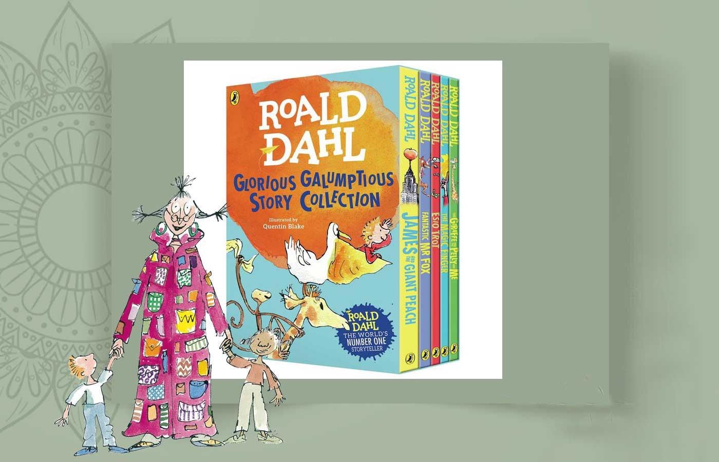 Roald Dah 8 - رولد دال و غول ادبیات کودکان ، Roald Dahl