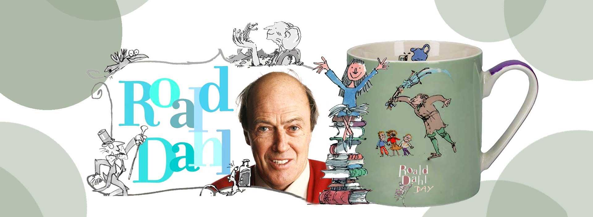 Roald Dahl 1 1 - رولد دال و غول ادبیات کودکان ، Roald Dahl