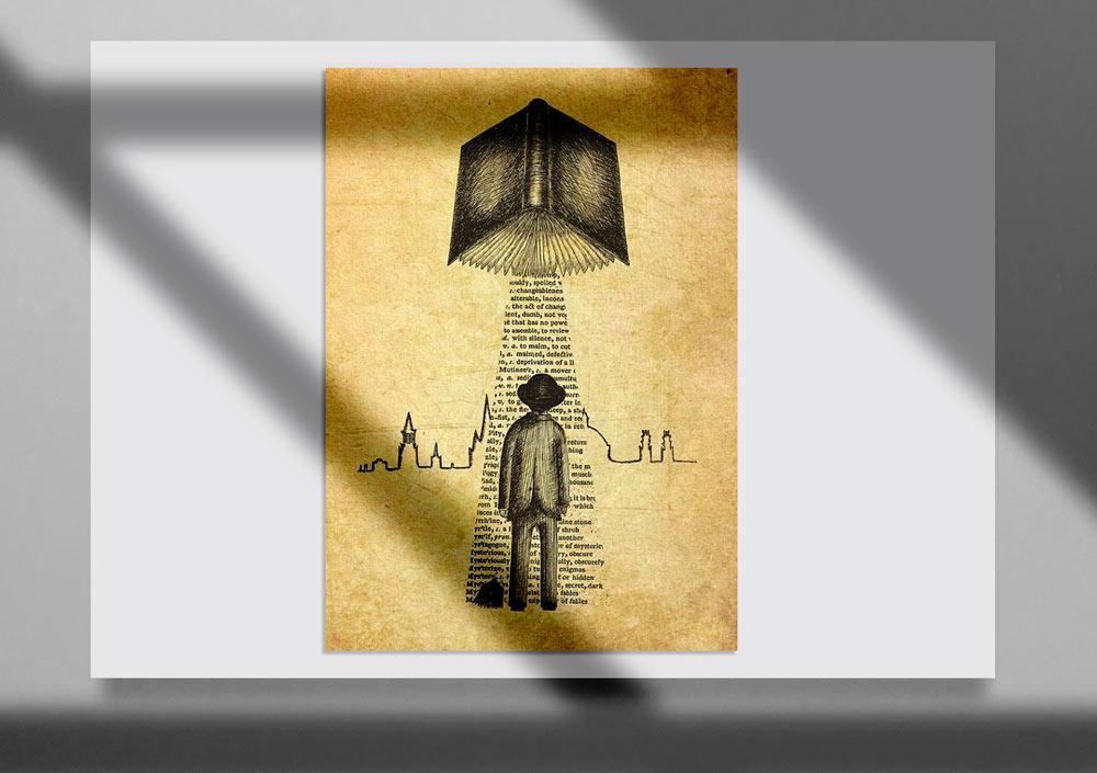 Storybook Illustration 15 - تصویرگری متن کتاب داستان