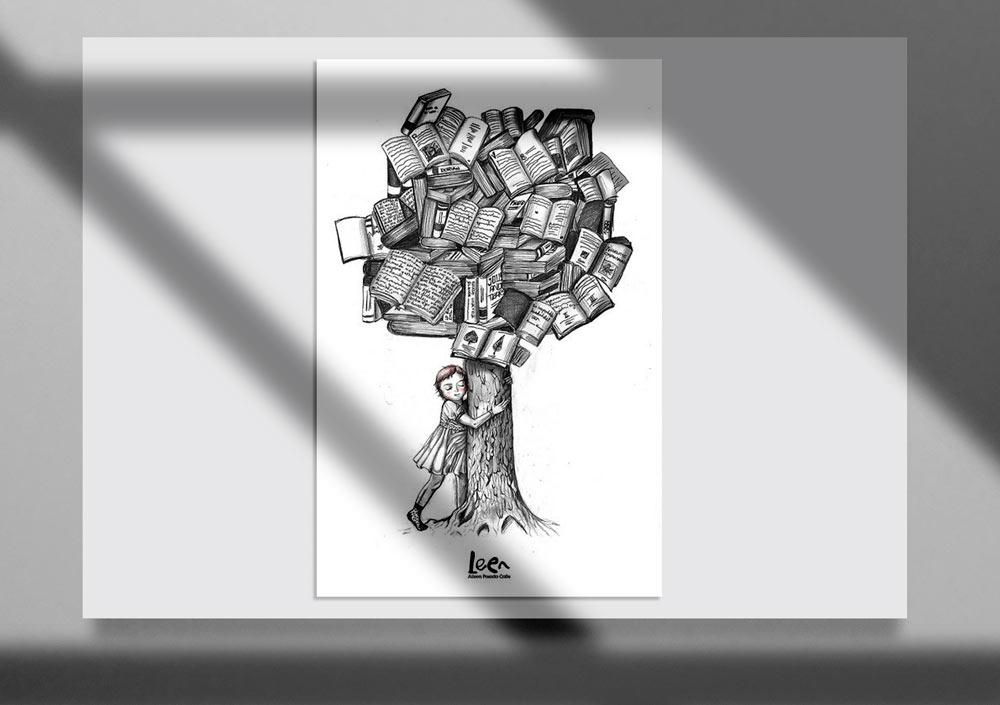 Storybook Illustration 16 - تصویرگری متن کتاب داستان