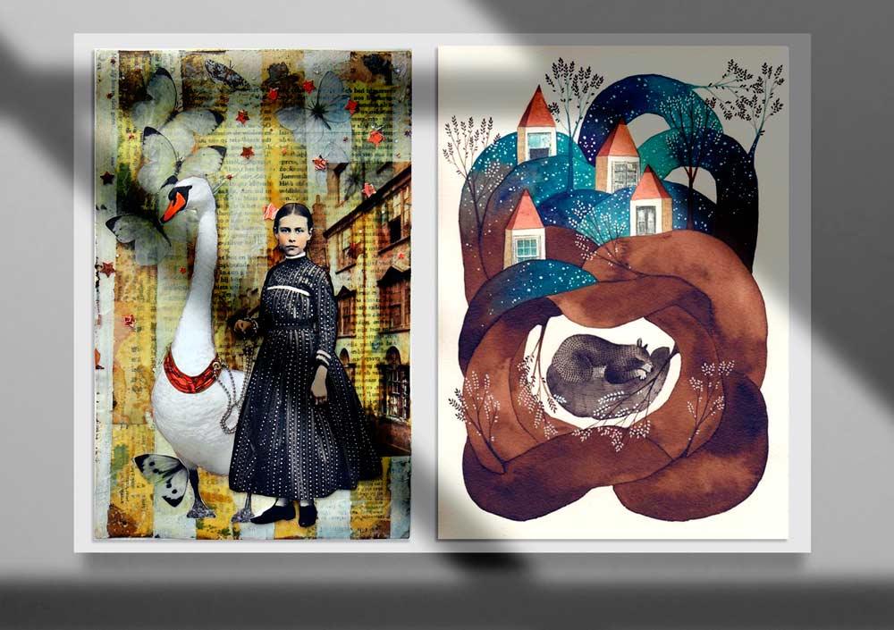 Storybook Illustration 24jpg - تصویرگری متن کتاب داستان